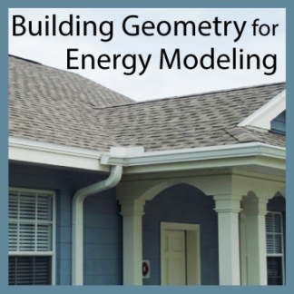 Building Geometry for Energy Modeling